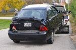 kasacja samochodu